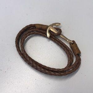 Other - Men's anchor bracelet.